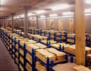 oro y finanzas reserva federal